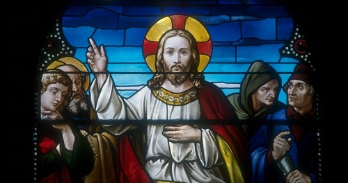 POETRY: Matthew—The Sermon on the Mount by Kahlil Gibran