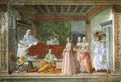 Birth Of The Baptist by Raymond Chapman