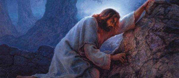 Jesus living vulnerability