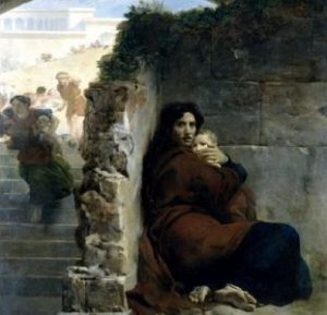 STATIONS OF THE NATIVITY: Massacre Of The Innocents, by Raymond Chapman