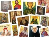 saints lent with the saints