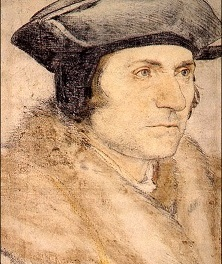 Thomas More Lent with the saints
