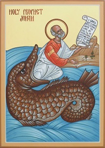 Jonah The Sign Of God's Mercy Greg Friedman