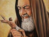 Padre Pio Greg Friedman
