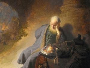 Jeremiah — A New Covenant Greg Friedman