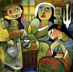 Martha And Mary — Sisters Of Lazarus And Intimate Friends Of Jesus Greg Friedman