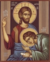 SAINTS: The Beloved Disciple — It's All About Love Greg Friedman