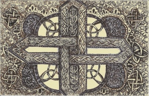 The Blessing Of The Trinity (Celtic)