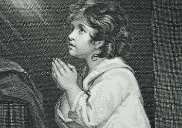 Begin Each Day By Kneeling To Pray Helen Steiner Rice