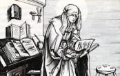 Hadewijch Of Antwerp (Five Poems)
