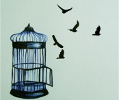 Birdcage Walk by Thomas Merton