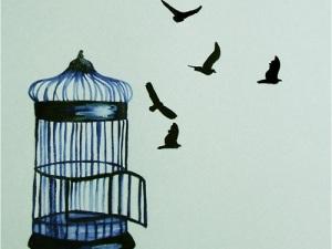 Birdcage Walk by Thomas Merton