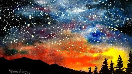 Stars by Louise Glück