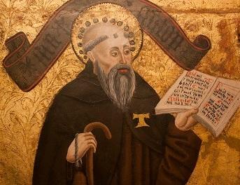 Prayers Of Antony Of Egypt