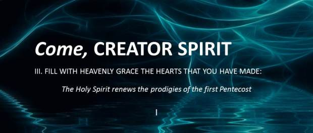The Holy Spirit And the Creatures' Return To God by Raniero Cantalamessa