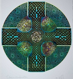 Celtic Blessing — Lord Of My Heart