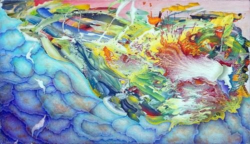 Genesis by Geoffrey Hill