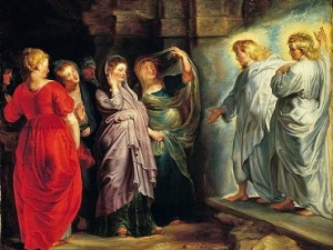 He Is Risen by Martin Shannon
