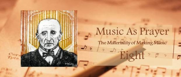 Before The First Note—Getting Centered by Thomas H. Troeger