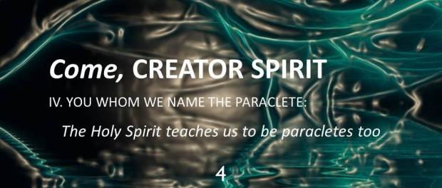 The Paraclete, A
