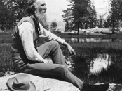 John Muir by Philip Harnden