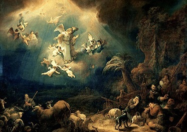 The Christmas Angel by Henry van Dyke