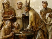 A (Mercifully Short) History Of Lent by Aaron Damiani