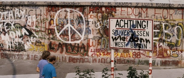 Berlin, Germany—Breaking Down Walls by Albert Holtz