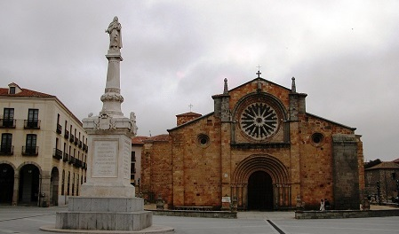 Alba de Tormes, Spain—Being Humble by Albert Holtz