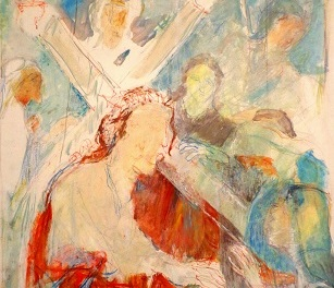 STATIONS OF THE CROSS: Via Crucis by Caryll Houselander