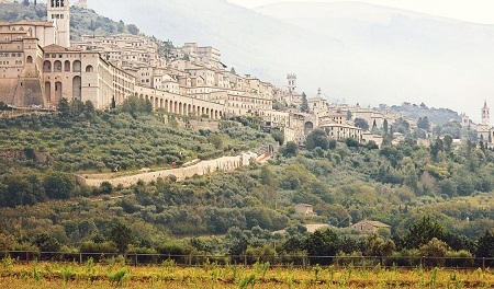 Assisi, Italy—Speaking Of God by Albert Holtz