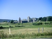 Aubrac, France—Listening by Albert Holtz