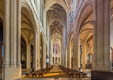 Saint Gervais, Paris—Expecting Help by Albert Holtz