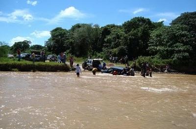 Piray River, Bolivia—Forgiving by Albert Holtz