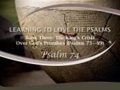 Psalm 74 by W. Robert Godfrey