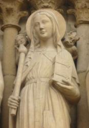 Saint-Étienne-du-Mont, Paris—Persevering