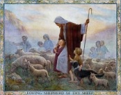 Loving Shepherd Of Thy Sheep by Jane Elizabeth Leeson