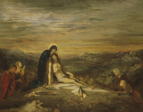 Pieta by R. S. Thomas