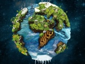 THE EARTH: Co-Creation by Julia Marks