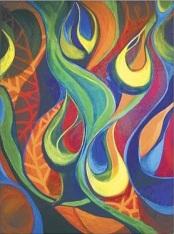 Fire by Trevor Hudson