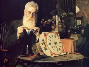 Clockmakers' Prayers