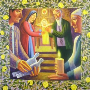 The Joyful Mysteries—The Presentation In The Temple by John O'Donohue