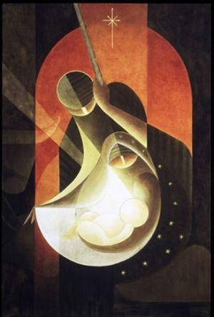 The Joyful Mysteries—The Nativity by John O'Donohue