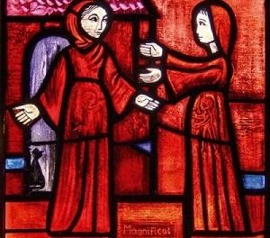 The Joyful Mysteries—The Visitation by John O'Donohue