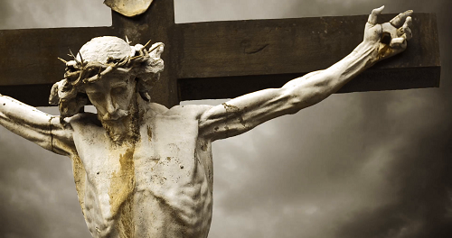 The Sorrowful Mysteries—The Crucifixion by John O'Donohue