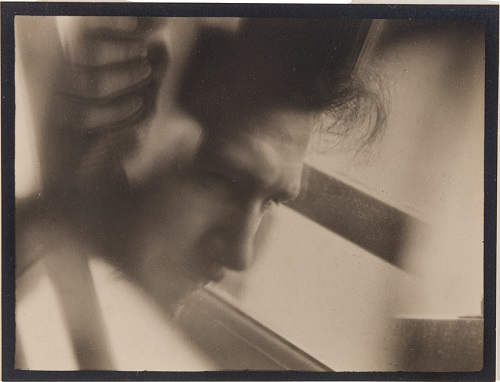Imagist At Coney Island by Maura Eichner