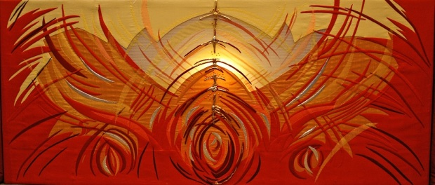 The Glorious Mysteries—The Descent Of The Holy Spirit by John O'Donohue
