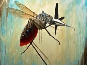 The Mosquito by Rodney Jones
