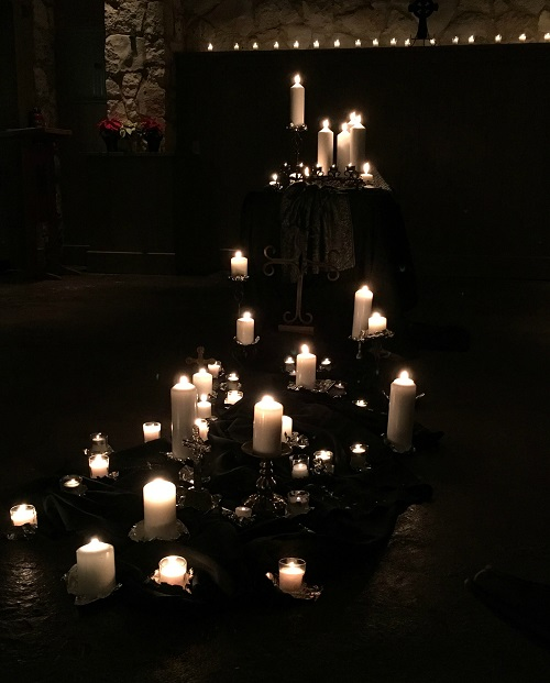 Advent Credo by Allan Boesak