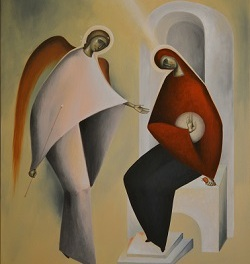 Annunciation by Kathleen Norris